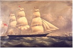Clipper ship Heather Belle