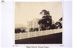 High School, Hobart Town