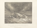 Wreck of the Waterloo convict ship, Cape of Good Hope, 28th. August 1842