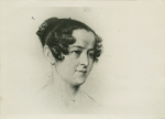 Photograph - Portrait of Lady Jane FRANKLIN