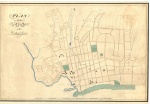 Plan of the streets of Hobart Town [1829]