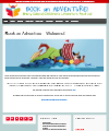 Cover image for Book an Adventure! : Bruny Island Childen's Literature Festival