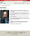 Cover image for David Owen